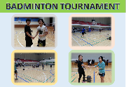 2015-2 BADMINTON TOURNAMENT